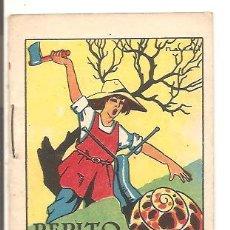 Libros antiguos: CUENTOS DE CALLEJA - PEPITO LEÑADOR - RECREO INFANTIL SERIE IX - TOMO 173. Lote 77423929