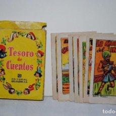 Libros antiguos: TESORO DE CUENTOS.. Lote 77450905