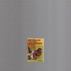 Libros antiguos: CUENTOS DE CALLEJA - EL MAGO DE LA LUZ VERDE - SERIE XIII / TOMO Nº 242. Lote 77582421