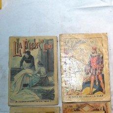 Libros antiguos: LOTE 4 CUENTOS ORIGINALES EDITORIAL SATURNINO CALLEJA. Lote 77626721