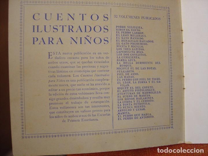 Libros antiguos: EL REINO ANIMAL PARA NIÑOS ANIMALES DAÑINOS Nº1 - Foto 2 - 77790581