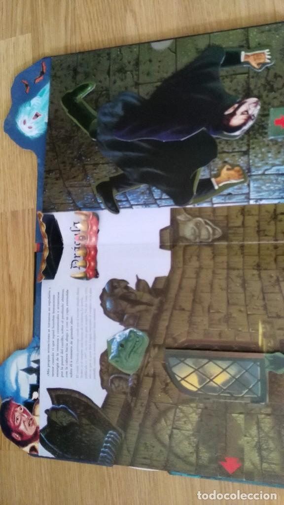 Libros antiguos: CUENTOS CLASICOS DE TERROR - con desplegables terrorificos-susaeta ediciones-MUY DIFICIL - Foto 4 - 78422049