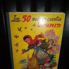 Libros antiguos: LOS 50 MEJORES CUENTOS DE SCHMID. Lote 79040285
