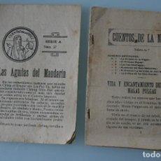 Libros antiguos: COLECCIÓN CUENTOS DE LA NIÑEZ: 2 TITULOS NUMEROS 7 Y 27 VEANSE TITULOS EN FOTOGRAFIAS ADICIONALES. Lote 79828989
