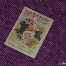 Libros antiguos: UN PEQUEÑO ESTADO - SUCESORES DE HERNANDO - MUSEO DE LA NIÑEZ - ORIGINAL, ANTIGUO - VINTAGE. Lote 79927613