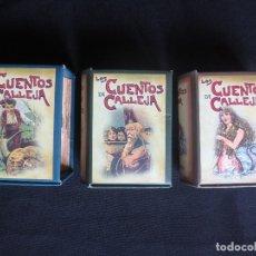 Libros antiguos: FACSIMILES DE CUENTOS DE SATURNINO CALLEJA. Lote 79945353