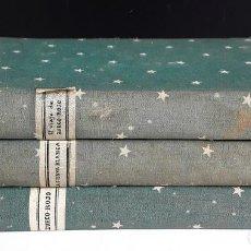 Libros antiguos: EDITORIAL SATURNINO CALLEJA. 3 VOLÚMENES. (VER DESCRIPCIÓN). VV. AA. 1928.. Lote 80172265