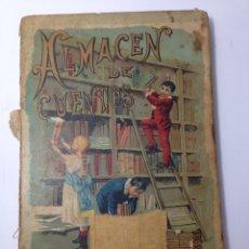 Libros antiguos: ALMACÉN DE CUENTOS SATURNINO CALLEJA. Lote 80491075
