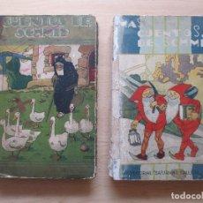 Libros antiguos: CUENTOS DE SCHMID – MÁS CUENTOS DE SCHMID (2 VOLS.). Lote 80731510