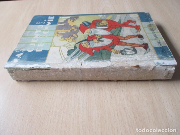 Libros antiguos: Cuentos de Schmid – Más cuentos de Schmid (2 vols.) - Foto 7 - 80731510