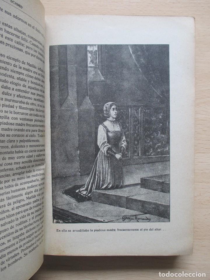 Libros antiguos: Cuentos de Schmid – Más cuentos de Schmid (2 vols.) - Foto 10 - 80731510