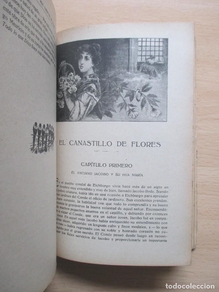 Libros antiguos: Cuentos de Schmid – Más cuentos de Schmid (2 vols.) - Foto 14 - 80731510