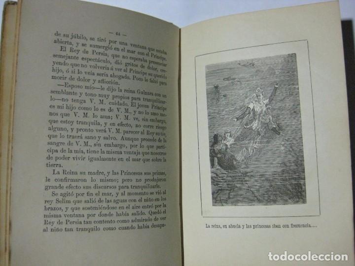 Libros antiguos: LA COMADRE MUERTE - EDITORIAL SATURNINO CALLEJA - 1893 - CUENTOS MORALES - Foto 3 - 81110464