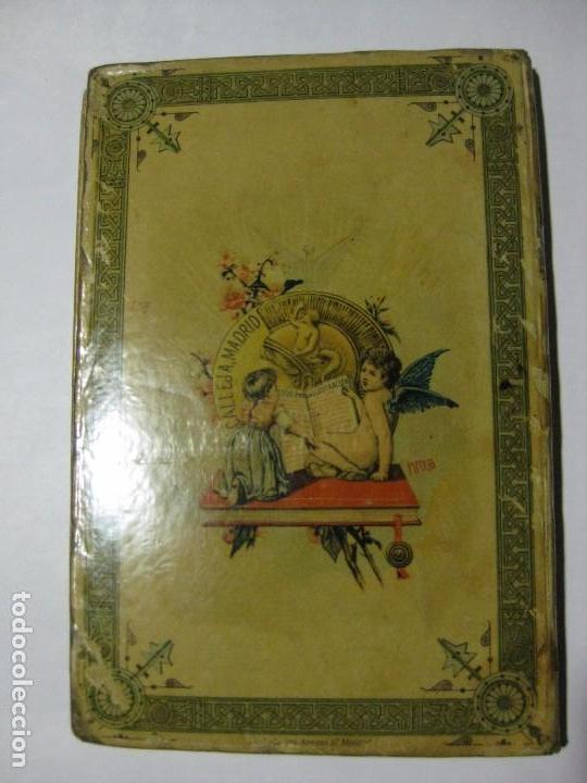 Libros antiguos: LA COMADRE MUERTE - EDITORIAL SATURNINO CALLEJA - 1893 - CUENTOS MORALES - Foto 4 - 81110464