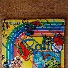 Libros antiguos: LIBRO LECTURA RAFI DE E.G.B. Lote 82636092