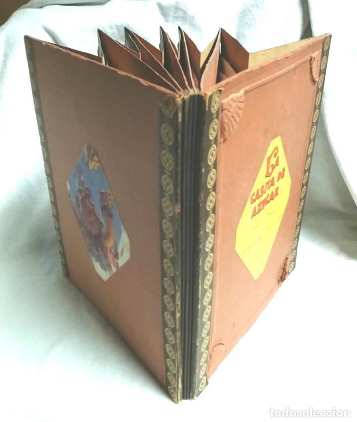 Libros antiguos: Cuento diorama La Casita de Azucar Colección Radial año 41, Biblioteca Dioramica Edit Roma. POP UP - Foto 3 - 82861796