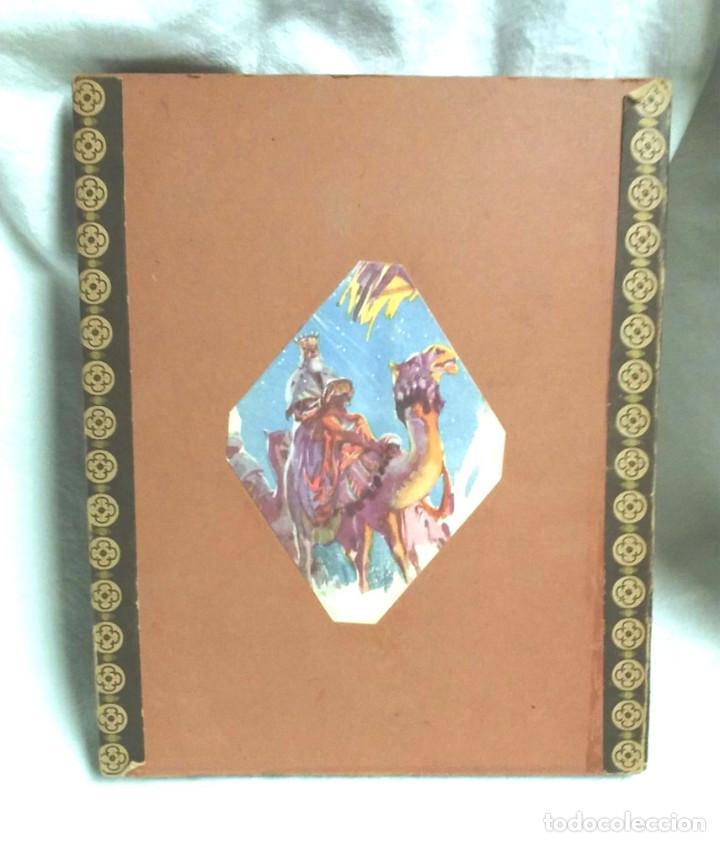 Libros antiguos: Cuento diorama La Casita de Azucar Colección Radial año 41, Biblioteca Dioramica Edit Roma. POP UP - Foto 4 - 82861796