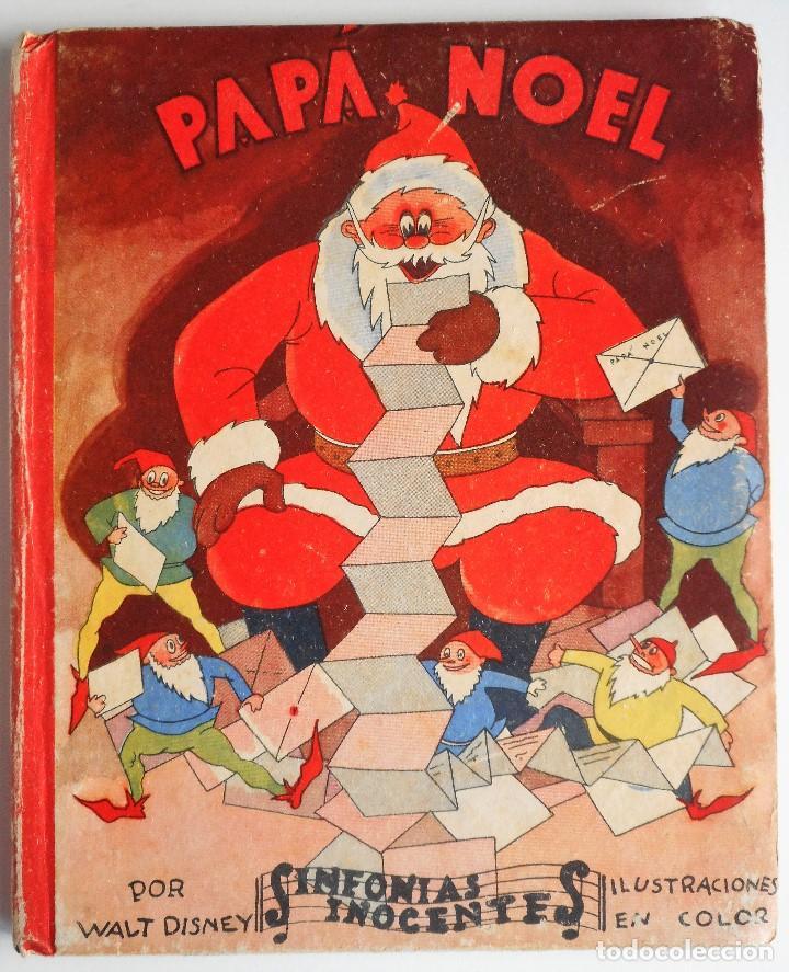 Image De Noel Walt Disney.Papa Noel Walt Disney Sinfonias Inocentes Sold
