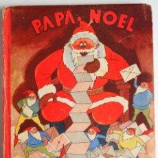 Libros antiguos: PAPA NOEL - WALT DISNEY - SINFONÍAS INOCENTES - AÑO 1935 . Lote 83178140