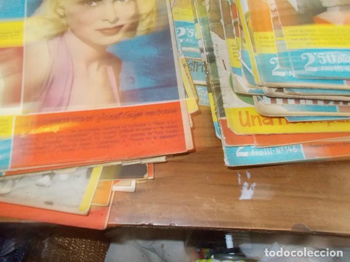 Libros antiguos: Lote de cuentos ,son 137 Sisi y 24 Blanca, son todos de los años 50-60 - Foto 3 - 83429652