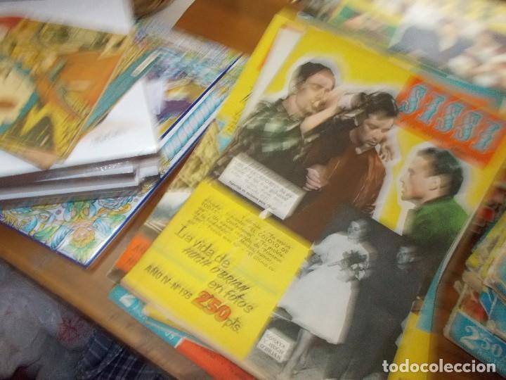 Libros antiguos: Lote de cuentos ,son 137 Sisi y 24 Blanca, son todos de los años 50-60 - Foto 4 - 83429652