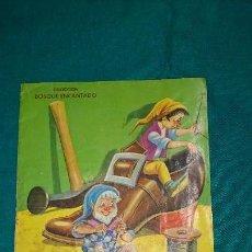 Libros antiguos: ANTIGUO CUENTO INFANTIL EL ZAPATERO Y LOS DUENDES - AÑO 1960 - EDITORIAL FHER. Lote 83765148