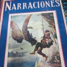 Libros antiguos: NARRACIONES S.H. HAMER EDIT RAMÓN SOPENA AÑO 1917. Lote 84195620