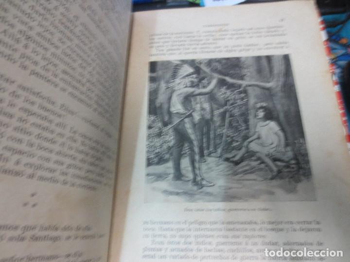 Libros antiguos: NARRACIONES S.H. HAMER EDIT RAMÓN SOPENA AÑO 1917 - Foto 3 - 84195620