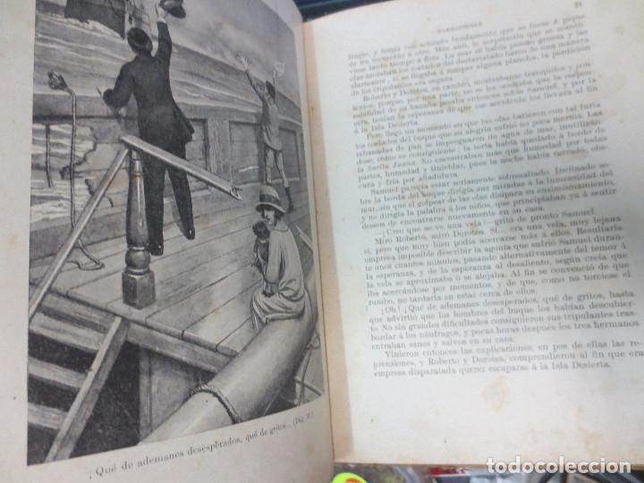 Libros antiguos: NARRACIONES S.H. HAMER EDIT RAMÓN SOPENA AÑO 1917 - Foto 4 - 84195620