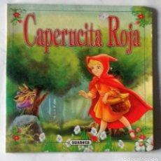 Libros antiguos: CAPERUCITA ROJA SUSAETA COLECCIÓN ESTRELLA DE MAR ÚNICO EN VENTA. Lote 85018832