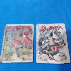 Libros antiguos: 2 CUENTOS DE CALLEJA. Lote 85757226