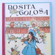 Libros antiguos: ROSITA GOLOSA, EDT.HYMSA. CUENTO. Lote 86503304