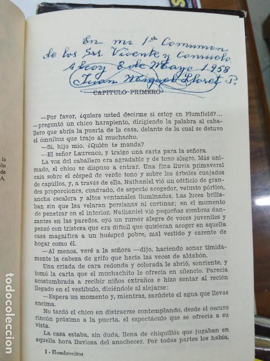 Libros antiguos: LOTE 7 LIBROS, 6 LIBROS COLECCION HISTORIAS, BRUGUERA Y 1 COLECCION CADETE INFANTIL, S. GERVASIO, - Foto 10 - 86838368