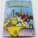 Libros antiguos: CUENTO POP UP STAR WARS DROIDS SERIE DINÁMICOS Nº 4. ED. ROMA 1987. LA DESAPARICIÓN DE C3-PO. Lote 86929420