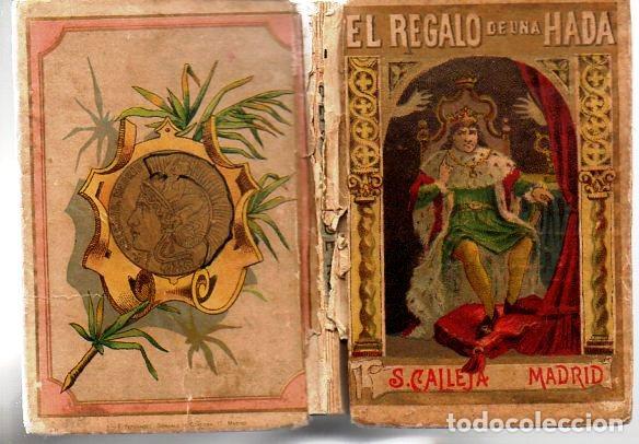 Libros antiguos: EL REGALO DEL HADA - RECREO CALLEJA, c. 1910 - Foto 2 - 87624628