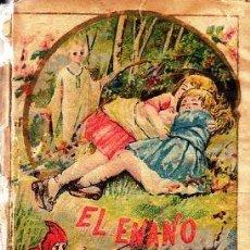Libros antiguos: EL ENANO ENCANTADOR - RECREO CALLEJA, C. 1910. Lote 87624652