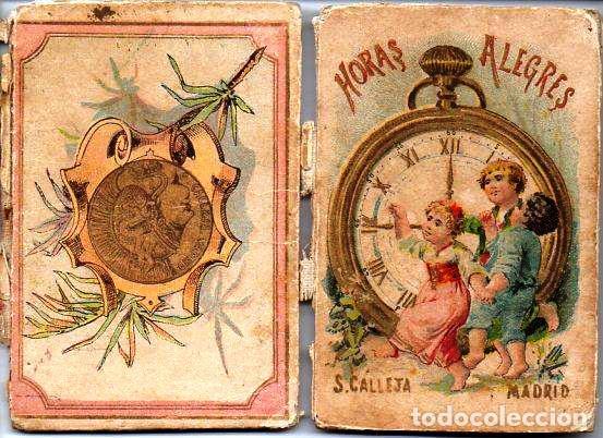 Libros antiguos: HORAS ALEGRES - RECREO CALLEJA, c. 1910 - Foto 2 - 87624716