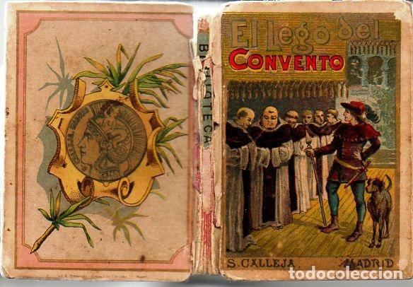 Libros antiguos: EL LEGO DEL CONVENTO - RECREO CALLEJA, c. 1910 - Foto 2 - 87624760