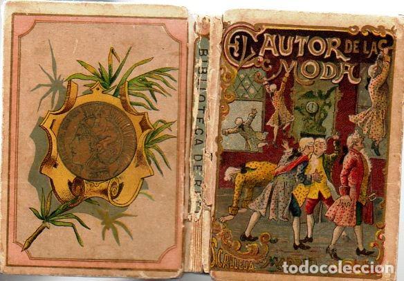 Libros antiguos: EL AUTOR DE LA MODA - RECREO CALLEJA, c. 1910 - Foto 2 - 87624816