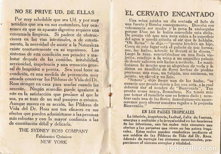 Libros antiguos: EL CERVATO ENCANTADO SERIE V Nº 3 AÑO 1921 - Foto 2 - 87702400
