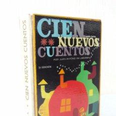 Libros antiguos: CIEN CUENTOS NUEVOS / POR JUAN ANTONIO DE LAIGLESIA. 3A ED. MADRID: ED. RECREATIVAS, DL 1967. . Lote 87736572
