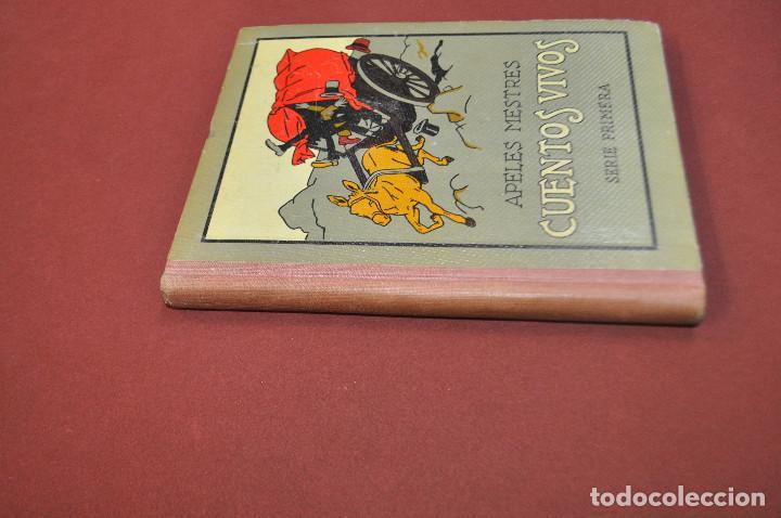 Libros antiguos: cuentos vivos , serie primera segunda edición 1929 , apeles mestres - IEB - Foto 4 - 88342680