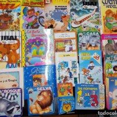 Libros antiguos: LOTE DE CUENTOS Y PUZLES. Lote 88657756