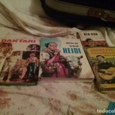 Libros antiguos: 4 LIBROS ANTIGUOS . Lote 89027704