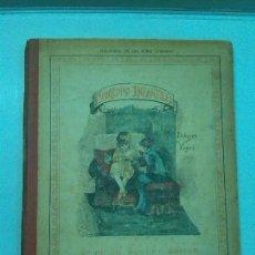 Libros antiguos: H. VOGEL Y F. MÉAULLE: RECUERDOS DE LAS VACACIONES. MAURICIO Y JUANA (1897). Lote 89046996