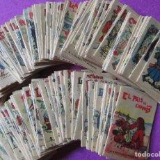 Libros antiguos: GRAN LOTE 176 CUENTOS CALLEJA, CUENTO CALLEJA, MADRID, PUBLICIDAD TRASERA ARROZ ESPAÑOL. Lote 89185164