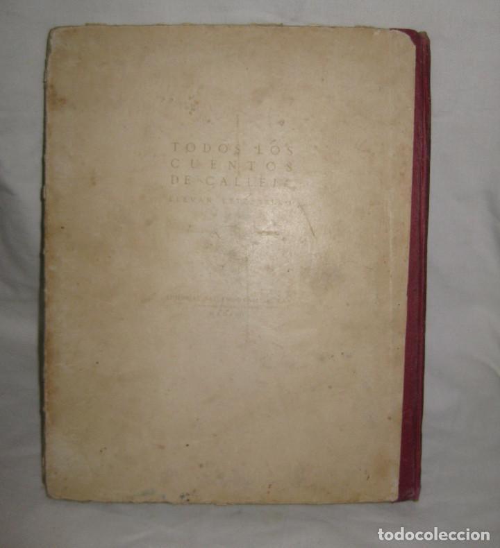 Libros antiguos: EL PRINCIPE Y EL LEON CUENTOS DE CALLEJA. DEL AÑO 1916 - Foto 4 - 90466299