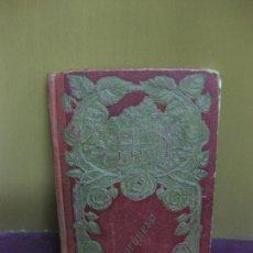 Libros antiguos: MARIA THIERY. TURQUESA. LAS VEINTE PESETAS DE MAGDALENA. LIBRERIA DE J. FARRIOLS Y AMAT 1900.. Lote 91235435
