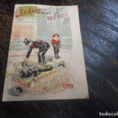 Libros antiguos: CUENTO CALLEJA TOMO 63 EL ARTE DE SER FELIZ. Lote 91639030