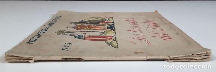 Libros antiguos: NOCHES DE INVIERNO. Nº 5. LOS TRES PETOS DEL DIABLO. J. CARNER. EDITORIAL MUNTAÑOLA. 1920. - Foto 5 - 154898070